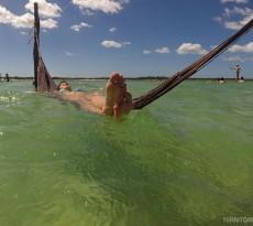 lagoa do paraíso em Jijoca de Jericoacoara