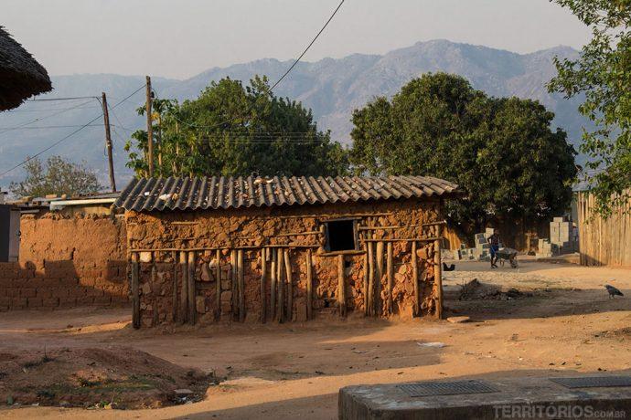 Casa na região mais pobre de Lobamba