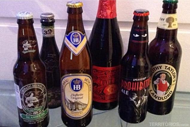 As cervejas que experimentei na Confraria do Radisson Faria Lima