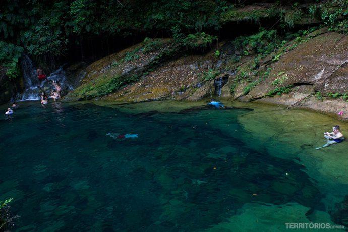 Riachão Poço Azul