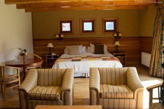 Quarto do Hotel Natura