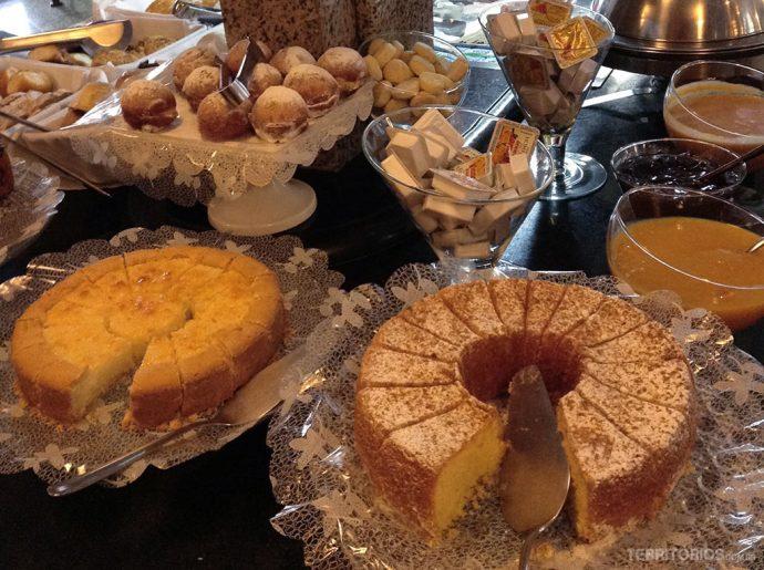 Tortas e bolos deliciosos