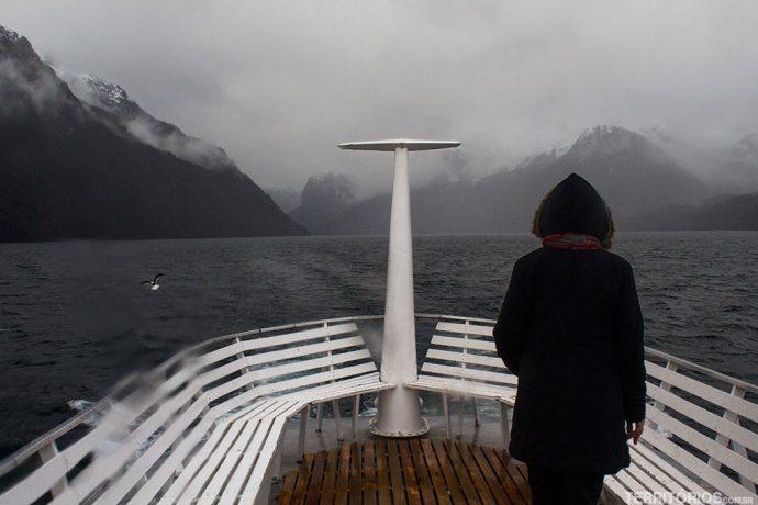 Embarcação Cruce Andino
