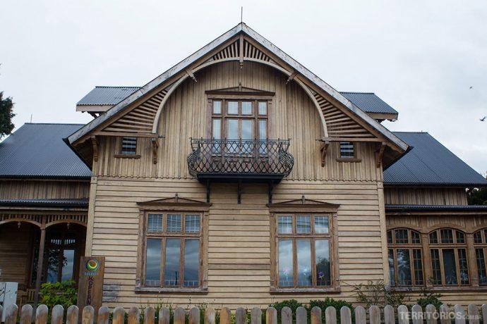 Arquitetura em Frutillar