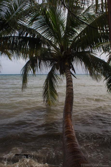 Caribe Colombiano após chuva