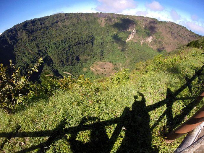Aproveitar o stopover para subir um vulcão