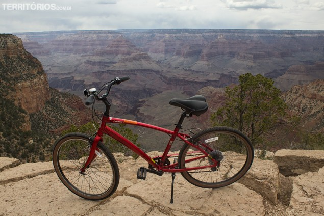 bicicleta grand canyon