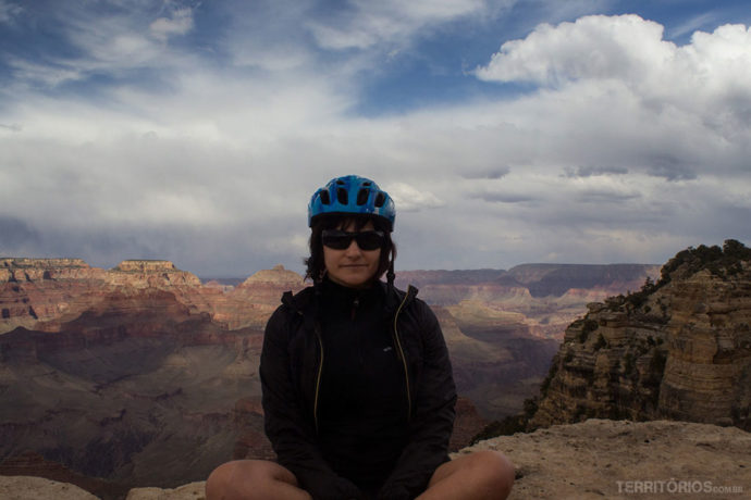 Bike no Grand Canyon