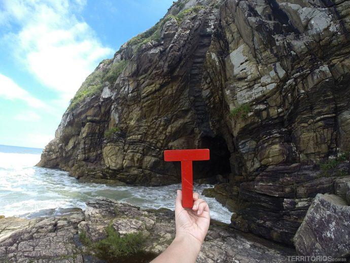 onde andaram os T's: Ilha do Mel