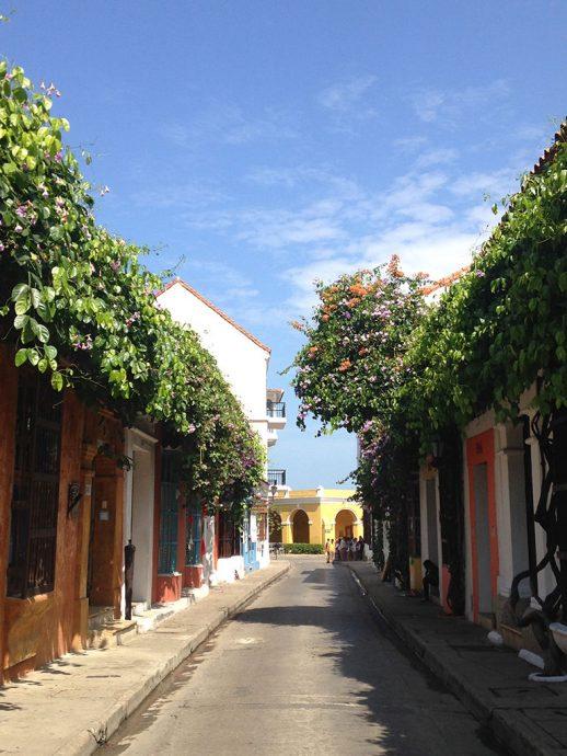 Impossível não se apaixonar por essas ruas de Cartagena