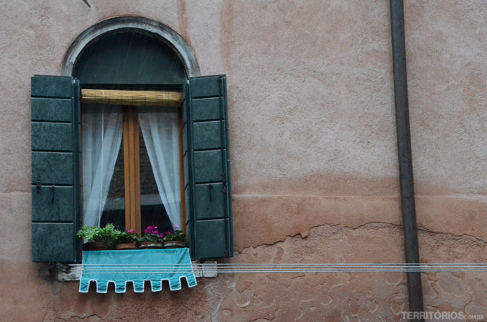 Janela de Veneza