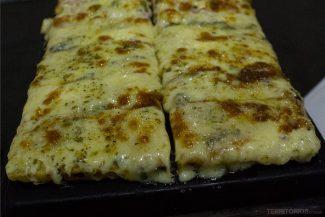 Pizza à metro da La Piedra