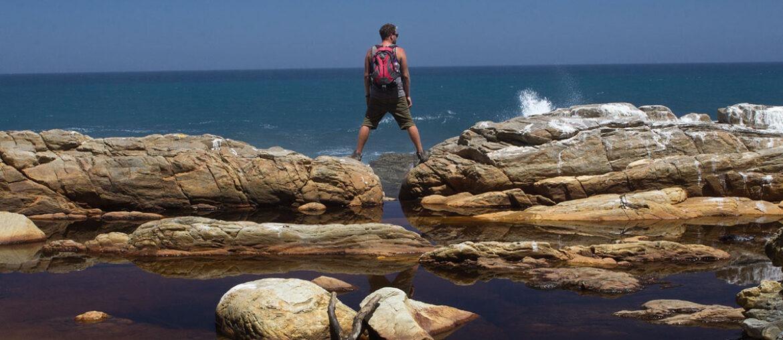 A trilha mais bonita da África do Sul