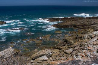 A cor do mar encanta