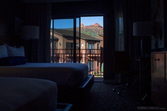 Amara Resort & Spa é um dos melhores hotéis no Arizona