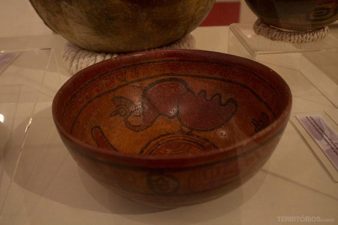 Cerâmica do Mundo Maia