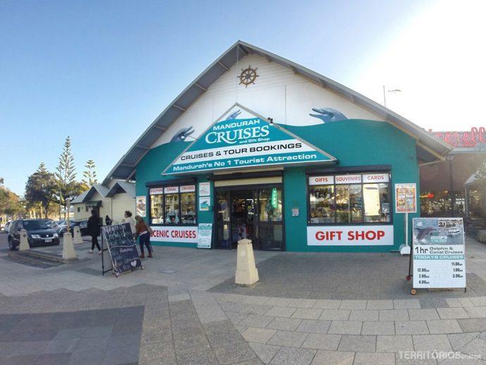 Mandurah Cruises Gift Shop