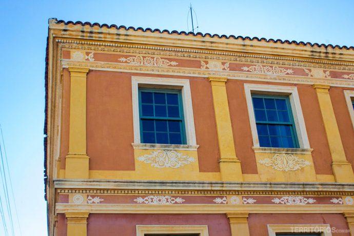 Arquitetura colonial da Rota Farroupilha