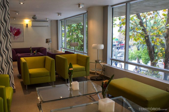 Lounge no Torremayor Providencia