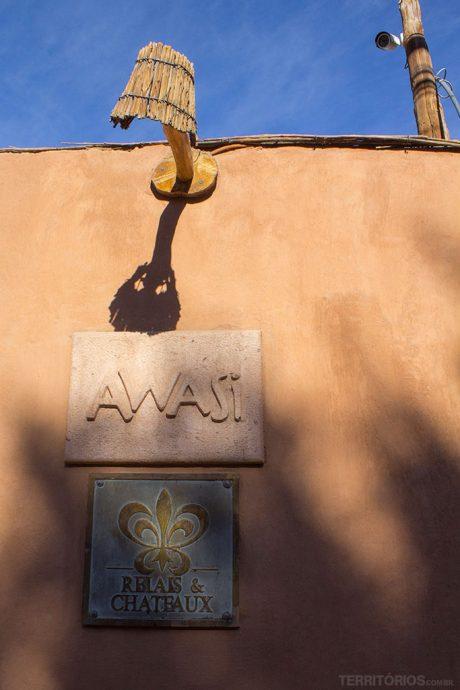 Fachada Awasi Atacama