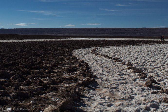 O caminho de sal