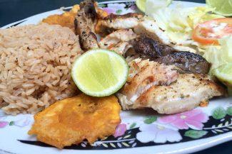 Comida típica no Miss Elma