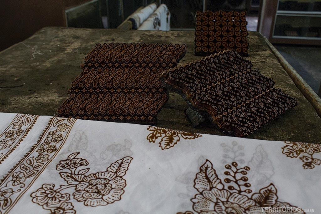 Moldes de cobre para a produção rápida