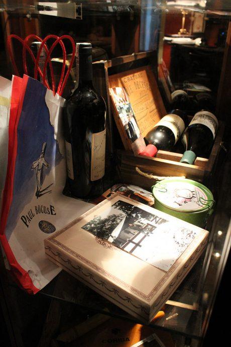 Elogiada carta de vinhos