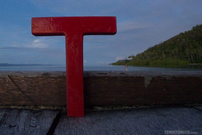 Waisai, minha ilha privativa em Raja Ampat