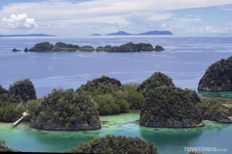 Pianemo, ilhas Raja Ampat