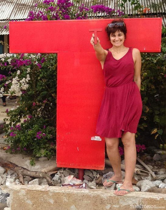 Gili T é como chamam Gili Trawangan e encontrei um tesão vermelho do meu tamanho!