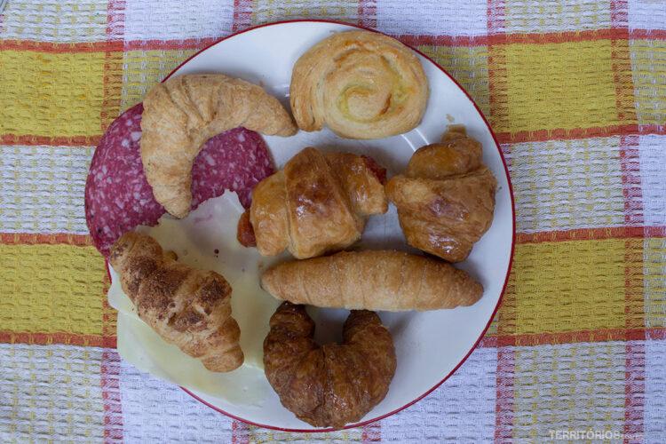 O que comer no Uruguai