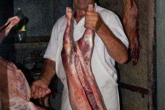 El carnicero que sempreme vende o cordeirinhofica em La Coronilla