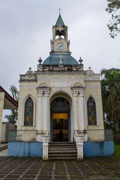 Capela em Santa Thereza