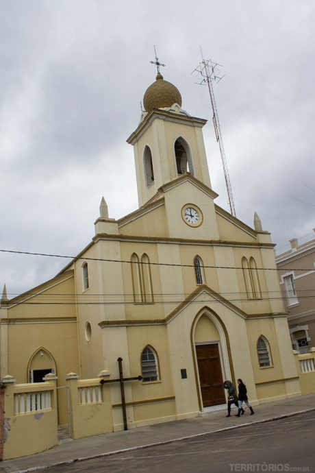 Igreja Matriz Nossa Senhora do Patrocínio (1854)