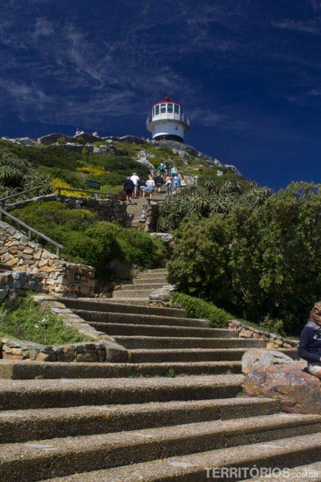 Farol no Cabo da Boa Esperança