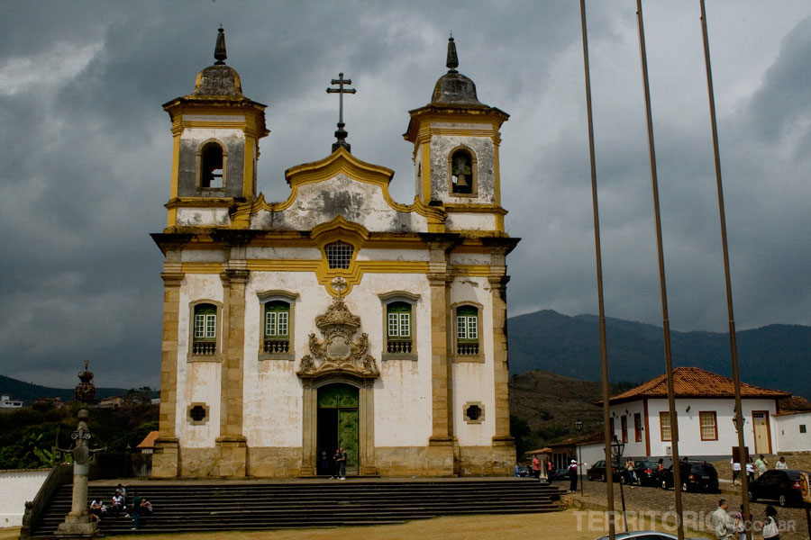 Fotos Estrada Real: Ouro Preto