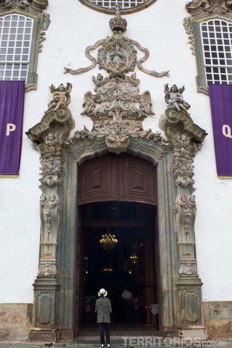 Igreja em São João Del-Rei