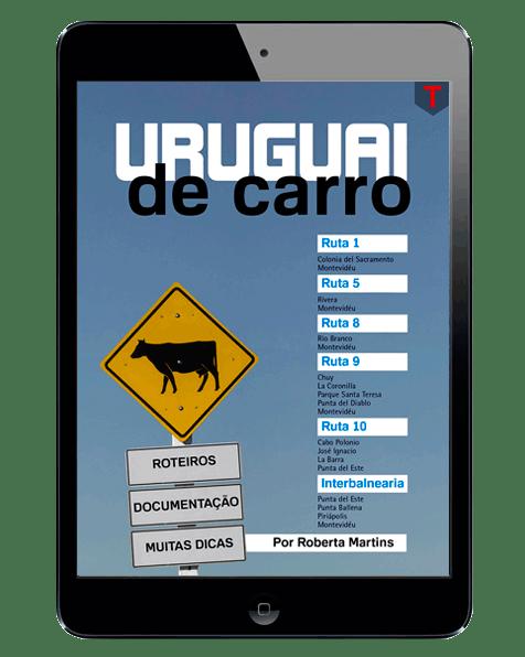 Novo! Uruguai de carro