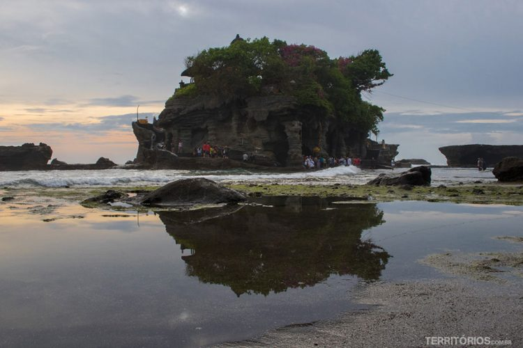 Templos em Bali: Tanah Lot