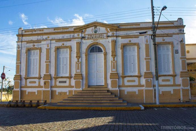 Intendência Municipal de Camaquã