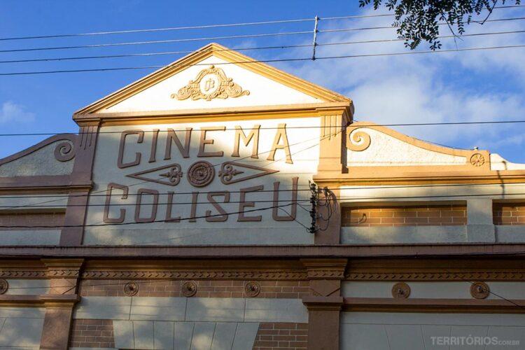 Cine Teatro Coliseu