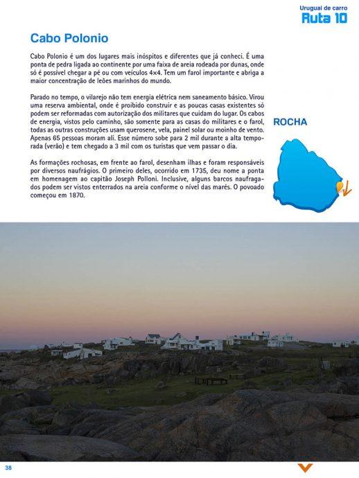 Guia de Cidades Uruguai de carro