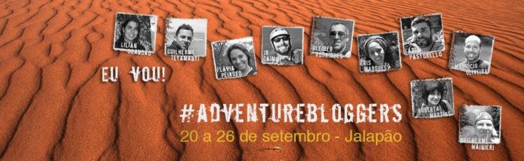 Adventure Bloggers Jalapão