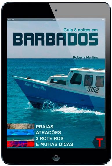 Guia digital 8 noites em Barbados