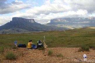 Expedição Monte Roraima dia-a-dia