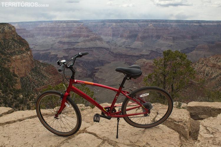 Bike no Grand Canyon