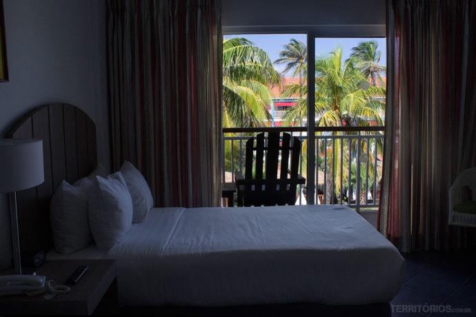 hotel na Colômbia