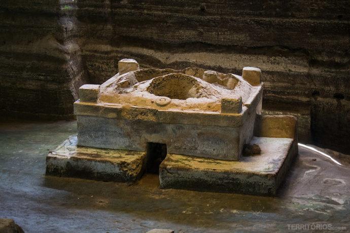 Aproveitar o stopover para visitar o sitio histórico Joya de Cerén