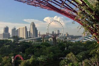 Gardens by the Bay, Marina Bay - Singapura